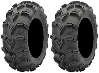 Pair of ITP Mud Lite XL (6ply) ATV Tires 28x12-12 (2)