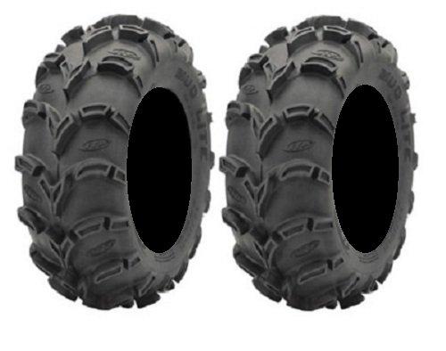 Pair of ITP Mud Lite XL (6ply) ATV Tires 26x12-12 (2)