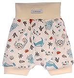 La Bortini Shorts Kurze Hose 44 46 50 56 62 68 74 80 86 92 98 104 Babyhose Baby Kleidung (44-46)