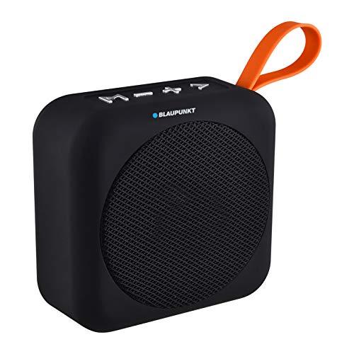 Blaupunkt BLP3610 Altavoz Bluetooth Portatil, 3W, 2h de Batería, USB, AUX, SD