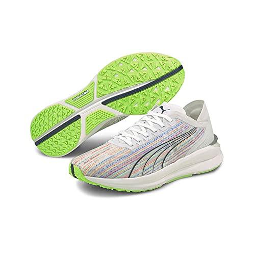 Puma Electrify Nitro SP, Zapatillas de Running Hombre, White, 39 EU