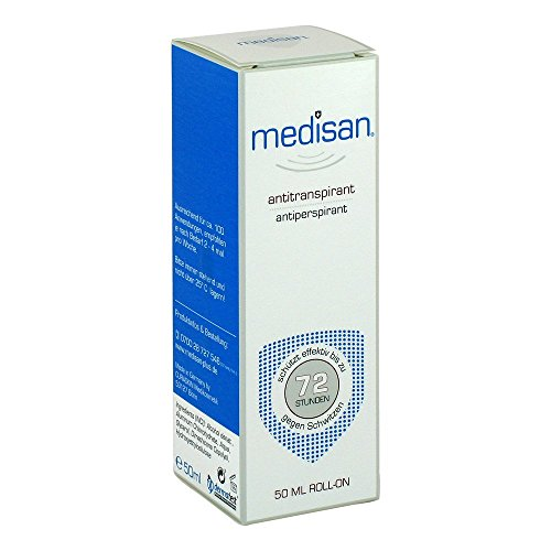 MEDISAN Plus Antitranspirant Roll-on 50 ml