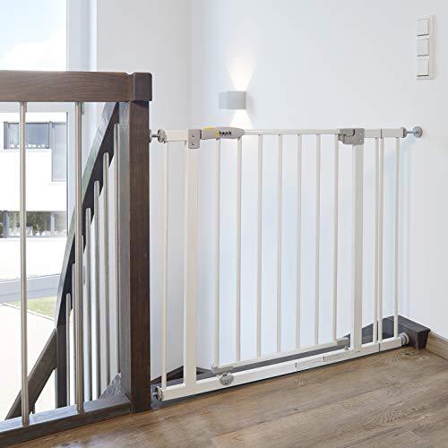 Hauck Open N Stop Barrière de Sécurité / Portes d'escalier, Combinable avec...