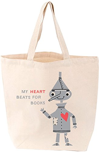 Little Lit Tin Man Tote