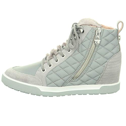 Marc Cain Damen Sneaker KB SH. 09 W07-800 grau 557673