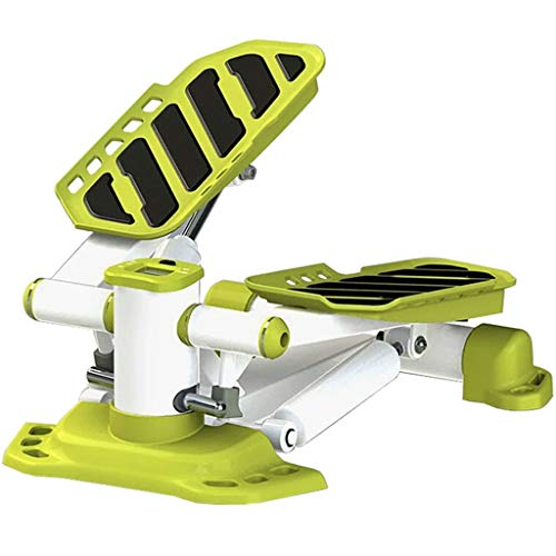 Máquinas de step Adelgazante Paso a Paso máquina silenciosa de Pedal de Alpinismo máquina multifunción para Adelgazar Equipo de Ejercicios para el hogar rodamiento 120 KG
