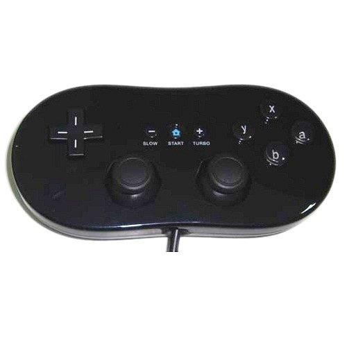Mando Classic controller válido Nintendo Wii color