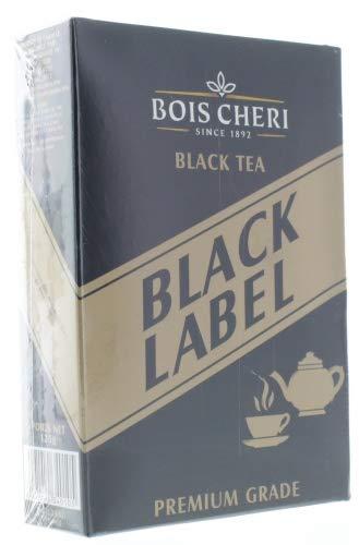 Bois Cheri Black Label 125g loser Schwarztee aus mauritius