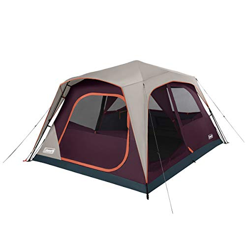 Coleman Camping Tent   Skylodge Instant Tent