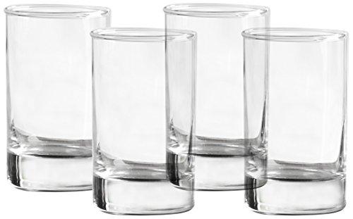 Circleware Sling Drinking Glasses, Set of 4 11.5 oz. Mojito