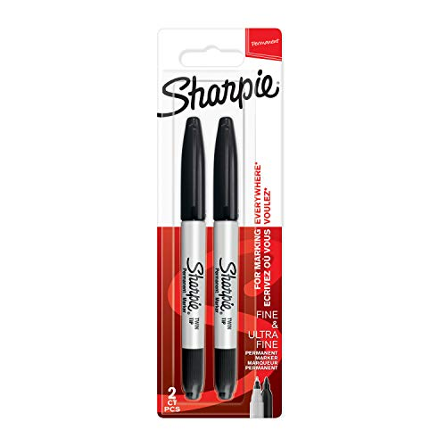Sharpie rotuladores permanentes de doble punta