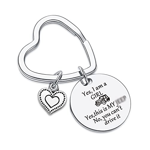 Jeepsy Soul Gift SUV Owner Gift SUVO wner Keychain SUV Owner Jewelry SUV Wrangler Gift SUV Wrangler Keychain SUV Accessories SUV Girl Accessories Christmas jewelry new driver keychain SUV Keychain