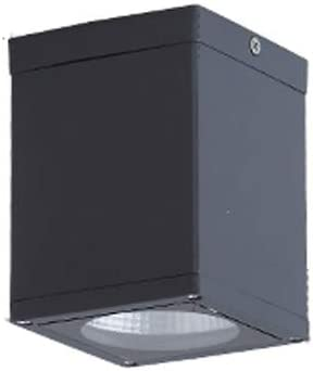 GLBS Latest item 6W LED Square IP54 Downlight Waterproof Ranking TOP8 Simple Blac Surface