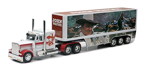 New Ray 1/32 Peterbilt 379 John Wayne - Camión Coleccionable a Escala