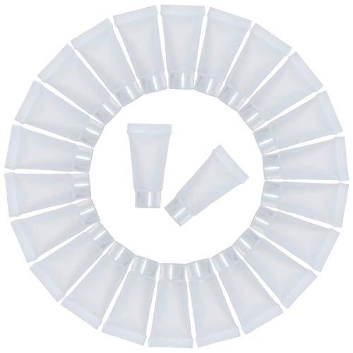 AUEAR, 24 PCS 5ml Empty Refillable …