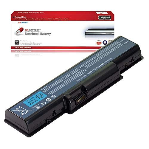 Dr. Battery Laptop Battery for Acer Aspire 4732 5332 5334 5517 5532 5732Z 5732ZG 5734Z 7715Z 7315 5332-312G32Mn 5517-5700 5734Z-4360 [11.1V/4400mAh/49Wh]