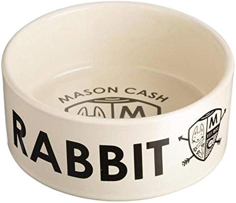 4X Mason Cash Coat of Arms Rabbit Bowl 12cm