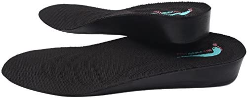 """1.4 Inches Height Increase Shoe Insoles (1.4"""" UP (US Men's 7-11))"""