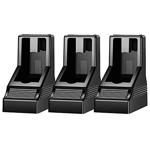 Elandor 3 Pack Magazine Loader,Magazine Speed Loader for Most Double Stack 9mm & .40 S&W   Sig P365, P226   CZ 75, Shadow   Springfield Hellcat