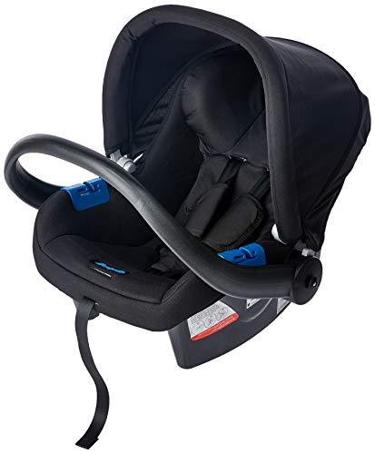 Bebê Conforto Touring Evolution, Burigotto, Preto, Até 13 kg