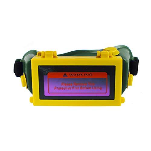 Congchuaty lasogen bril auto donker helm masker oogschaduw veiligheidsbril Leger Groen