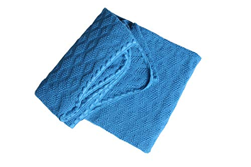 Disana baby-deken (blauw)