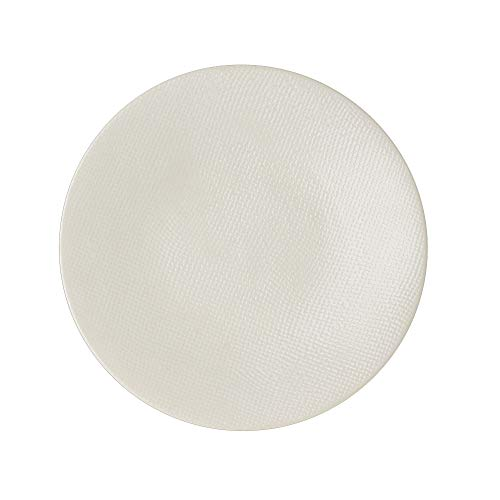 TABLE PASSION Plat de Service 31 cm Vesuvio Blanc