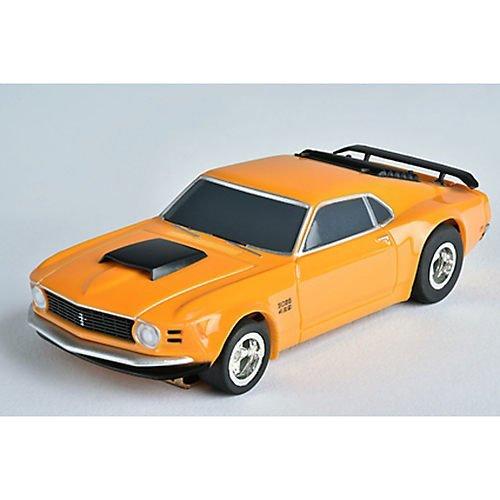AFX Mustang Boss 429 '70 - Orange (MG+)