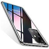 TORRAS für Samsung Galaxy A51 Hülle [Transparent