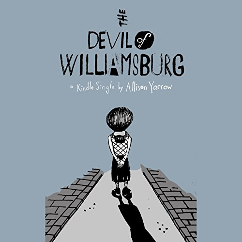 The Devil of Williamsburg Titelbild