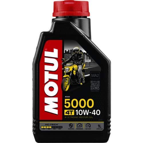 Motul Motoröl 5000 10w40 4T HC Tech