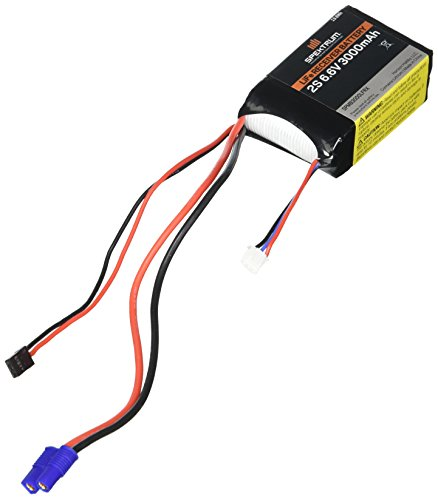 Spectrum 3000 mAh 2S 6,6V Li-Fe ontvanger batterij