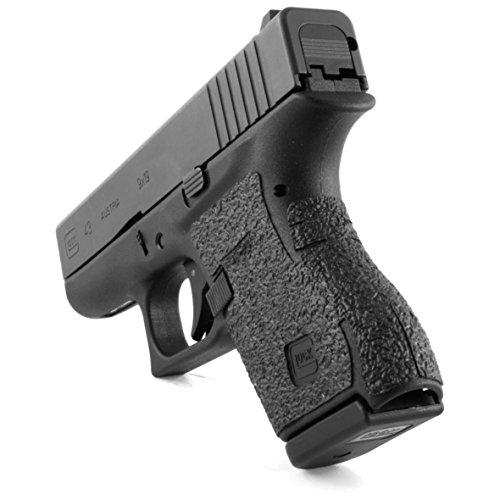 Amazing Deal Talon Grips for Glock 43, Black Rubber (Black Rubber)