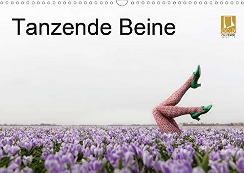 Tanzende Beine (Wandkalender 2021 DIN A3 quer)