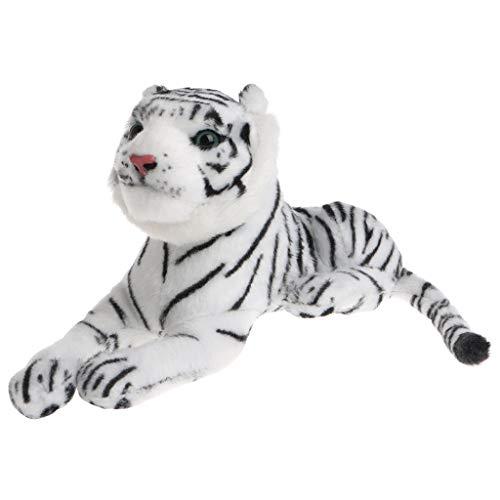 BONHEUR Niños de los niños Lindo Suave Felpa Animal Tiger