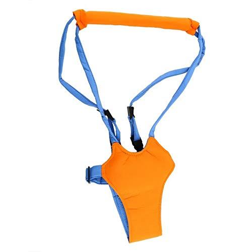 Ymxcwer85851 Bebé niño niño arnés Saltador Jumper Learn To Moon Walk Walker Assistant (Naranja)