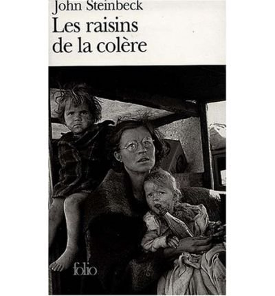 Raisins de La Colere (Folio #A36083) (French) Steinbeck, John ( Author ) May-01-1972 Paperback