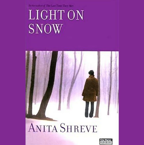 Light on Snow audiobook cover art