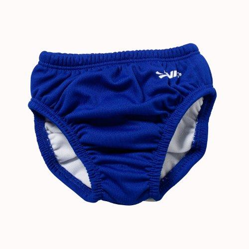 FINIS Swim Diaper (Solid Royal, 4T)