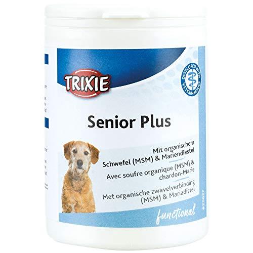 TRIXIE Senior Plus Vital Pulver 175 g Ergänzungsfuttermittel für Hunde