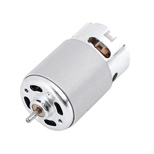 Motor micro de RS-550 DC 12-24V 5800 rpm para el diverso taladro...