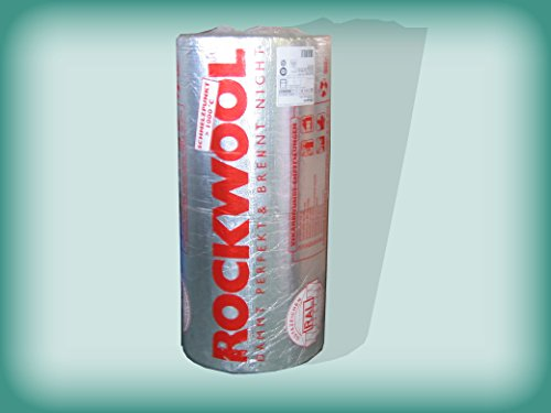 Preisvergleich Produktbild Rockwool Klimarock Steinwolle Isolierung 40mm
