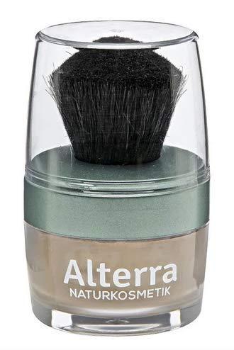Alterra Naturkosmetik - Loser Mineralpuder Sand - Abdeckend - mit Bio-Granatapfelextrakt mit Bio-Jojobaöl - mit Vitamin E