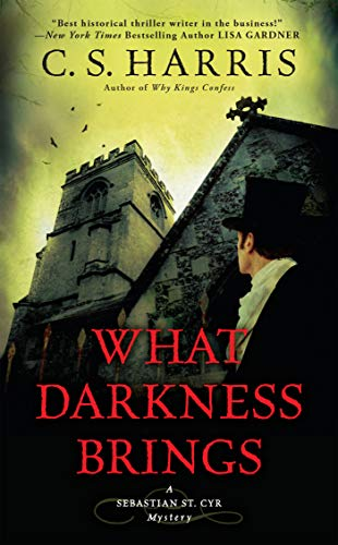 What Darkness Brings (Sebastian St. Cyr Mystery Book 8)