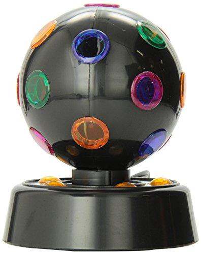 "7"" Rotating Disco Ball Light 7 ""回転ミラーボールライト♪ハロウィン♪サイズ:"