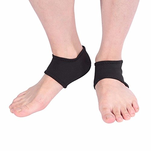 PEDIMEND Plantar Fasciitis Therapy Wrap - Relief from Heel and Foot Pain - Graduated Pressure Technology - Plantar Fasciitis Sock – Quick Muscle Recovery - Unisex – Foot Care (Five Pairs)