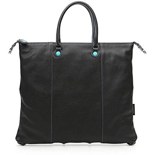 GABS G000030T3 Shopping Donna Nero PZ