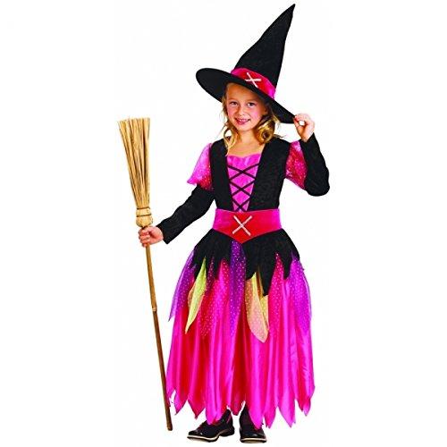 Déguisement sorcière fille Halloween 11 à 14 ans