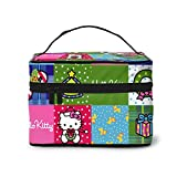 Dibujos animados Hello Kitty bolsa de cosméticos lavado bolsa de...