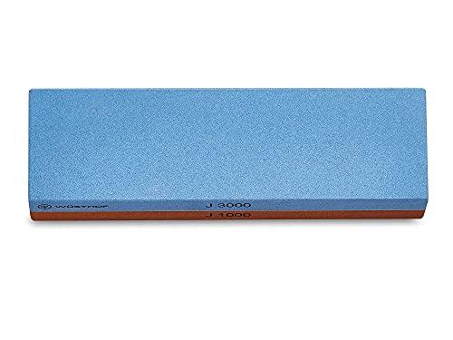 WÜSTHOF Pietra abrasiva rosso/blu, 20 x 6 x 3 cm